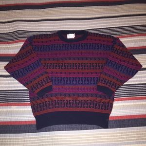 Vintage Robert Bruce Multicolor Sweater
